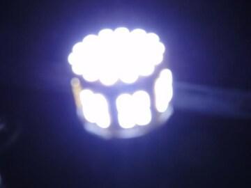 SMD50連 S25型 ダブル球 ホワイトバルブ