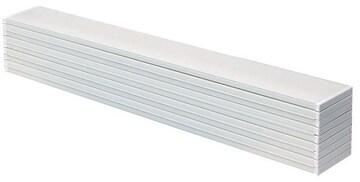 コンパクト風呂ふた ホワイト 70×110cm