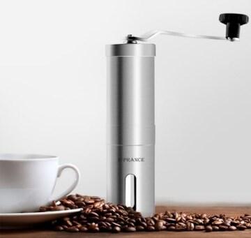 手挽きコーヒーミル セラミック ステンレス