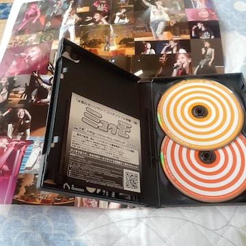 大塚愛/ JAM PUNCH TOUR 2005 音楽 DVD ソフト 2枚組