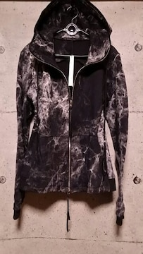 新品KMRIIケムリ FLEECE PARKA 2 BACKWHITE