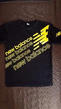 new balance ニューバランス 半袖Tシャツ130cm 中古美品