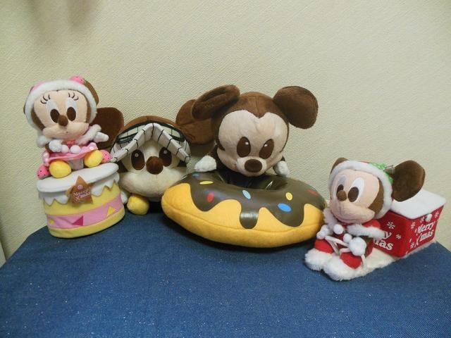 ディズニー ミッキー&ミニー ぬいぐるみ (28)  < おもちゃの