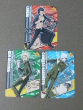 ◆REBORN!・リボーン/カード/黒曜/10枚