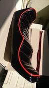 MBX50/未使用 タックロール 黒赤