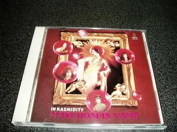 CD「マルコシアスバンプ/イン・カスミディティ(IN KAZMIDITY)」