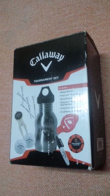 CallwayT0UNAMENT SET  < レジャー/スポーツの