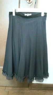 ☆レベッカティラーのこげ茶スカート☆