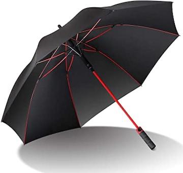【2019昇級版】傘 AISITIN 長傘 傘 メンズ 紳士傘 耐風 撥水 自