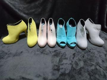 感謝の1点百円♪激安♪未使用L靴まとめ売り♪ヒール