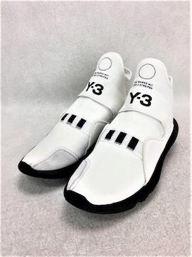 ☆Y-3 ワイスリー アディダス ハイカットスニーカー スニーカー/メンズ/26.5cm☆ホワイト