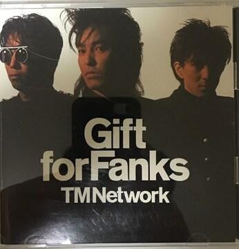 TM NETWORK / Gift for Fanks (DVD付き仕様)