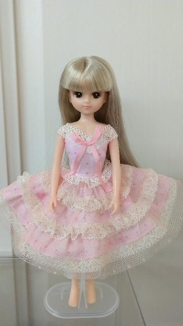 ☆リカちゃん☆洋服シンプル