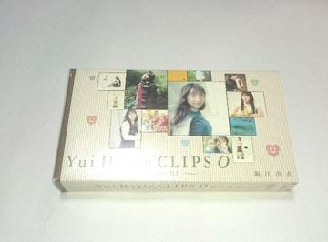 堀江由衣/VHS/ CLIPS 0 〜since '00〜'01〜/期間限定盤/レア