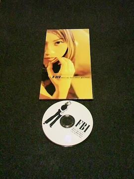 ファビュラスビューティーインテリジェンス FBI ギヴミーラヴ…廃盤98年8cmSCD シェラ