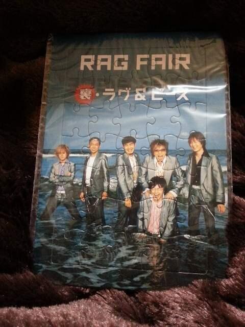 RAGFAIR  裏 RAG&PIECE < タレントグッズの