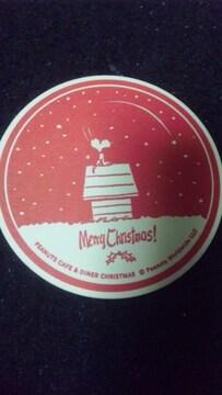 PeanutCafe クリスマス限定コースター