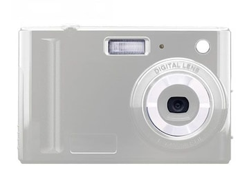 800万画素デジタルカメラ!新品!DS−DC801SV