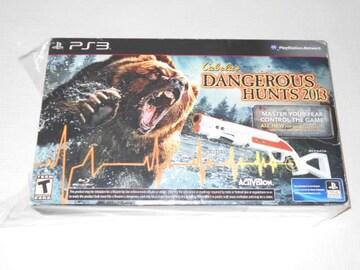 PS3★CABELA'S DANGEROUS HUNTS 2013 海外版(国内本体動作可能)