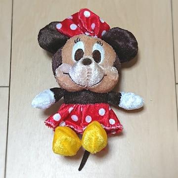 送料込み 新品未使用 Disney ディズニー ミニー マスコット