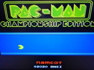 パックマン チャンピオンシップエディション カセットのみ
