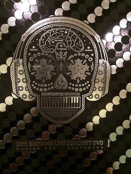 激レア!☆BIGBANG/2011LIVECONCERT☆日本初回盤/DVD3枚組!超美品