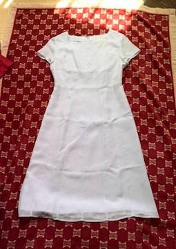 ☆新品同様☆アリスバーリー☆東京スタイル☆サックス系ドレス