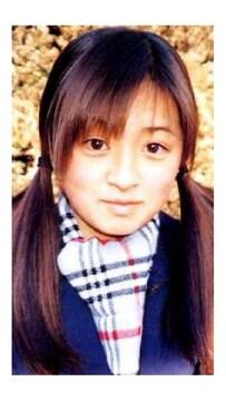 浜崎あゆみがJKの時の生写真
