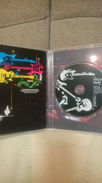 中古 DVD スピッツ JAMBOREE ツアー 2009 国内正規品 送込み < タレントグッズの