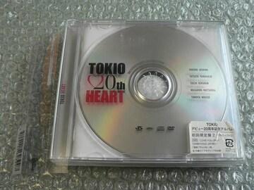 TOKIO『HEART』初回限定盤2【2CD+DVD】PV集/ベストBest他に出品
