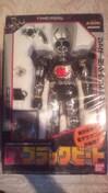 重甲ビーファイター!DXブラックビート!メタルヒーロー宇宙刑事