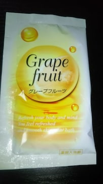 薬用入浴剤*グレープフルーツ