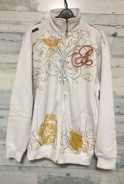 Akademiksアカデミクス豪華デザインジャケットジップジャケット