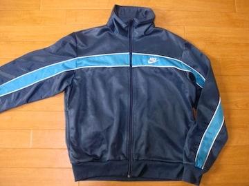 ヴィンテージ 80年代 ナイキ ジャージ 紺タグ Mサイズ
