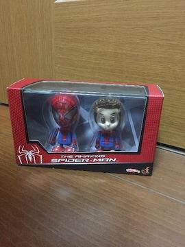 スパイダーマン  フィギュア  コスベイビー