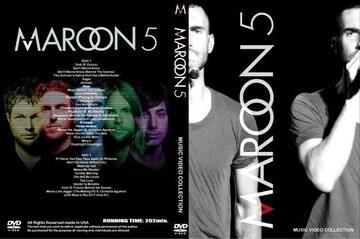 最新2016!Maroon 5 プロモ集!ライブ!PV MV 2DVD!マルーン 5