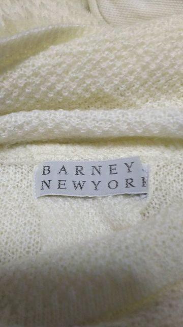 美品BARNEYS NEW YORK(バーニーズ ニューヨーク)ニットセーター < ブランドの