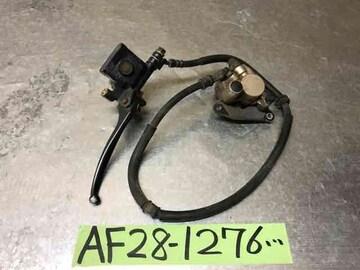 ☆ AF28 スーパーディオ ZX フロント ブレーキ 一式 AF35 SR