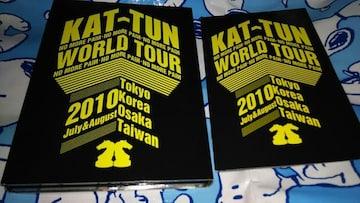 KAT-TUN◆-NO MORE PAIN- WORLD TOUR 2010 Tokyo Korea Osaka〜