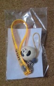 ◆UGAパンダ/非売品携帯ストラップ
