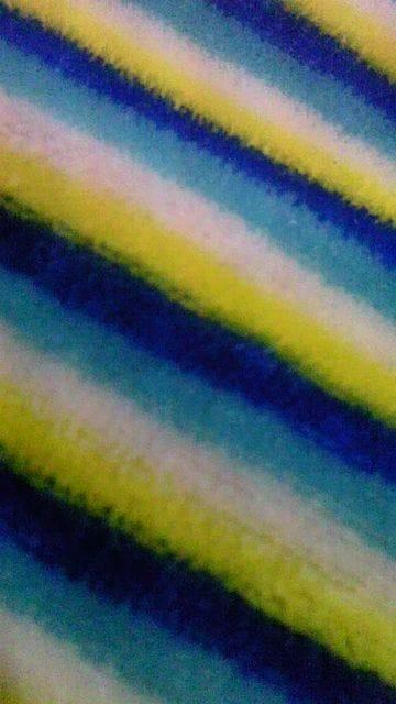 HAWAIIAN ICE CREAM〓カラフルボーダー柄パイルタンクトップスビキニ水着〓青 < 女性ファッションの