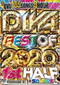 2020最新最速上半期ベスト◆4枚組◆ DIVA  2020 1ST HALf