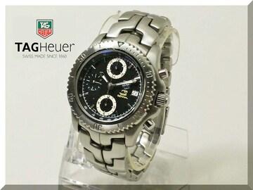 タグホイヤー セナモデル CT5114 クロノグラフ 自動巻き腕時計