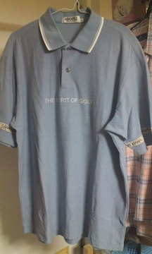 ゴルフ 半袖ポロシャツ   MAYFLI   未使用品