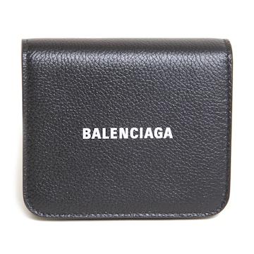 バレンシアガ 折り財布  593808 1090 レディース