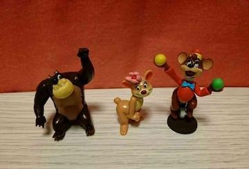ディズニーエッグ☆こぐま物語set☆チョコパーティー