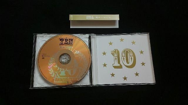 タッキー&翼 アルバム TEN リクエストベスト 夢物語 即決 < タレントグッズの