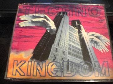CD THA'S CLUB TRAX TECHNO KINGDOM廃盤