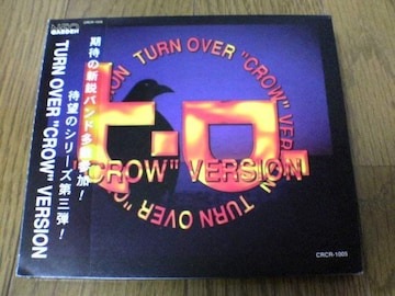CD TURN OVER CROW VERSION ビジュアル系