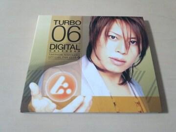 CD-ROM「西川貴教デジタルカレンダー06 DIGITAL CALENDAR」TMR●